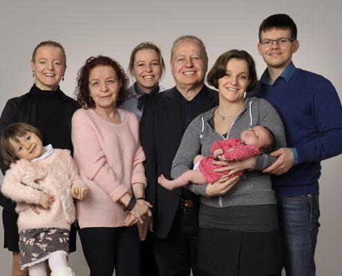 Familie Hausmann
