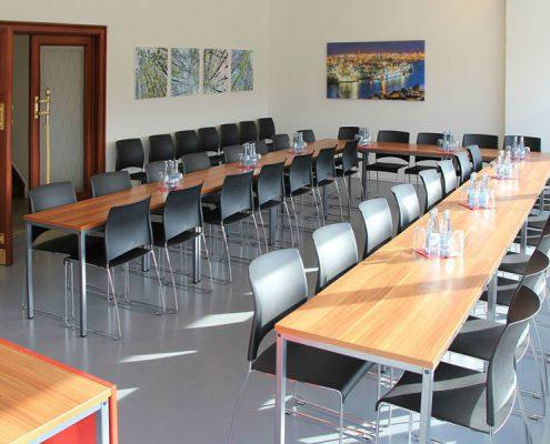 Hausmann Immobilien Konferenzraum