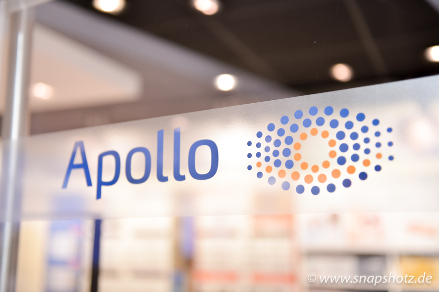 Das Apollo Logo