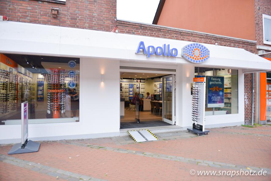 Apollo von außen