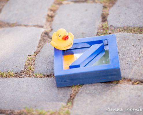 Deutsche Bank und die Tibarg-Ente