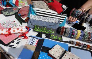 Schöne Dinge auf dem Handmademarkt