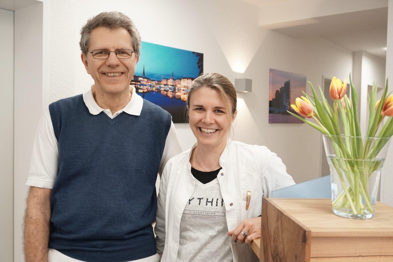 Die Allgemeinmedizinische Praxis Dr. med. Axel Niewerth & Gesa Blank bietet eine umfassende hausärztliche Versorgung.