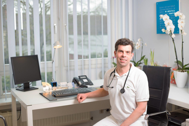 Das Team rund um Dr. Christoph Dittrich betrachtet die Beschwerden der Patienten ganzheitlich.