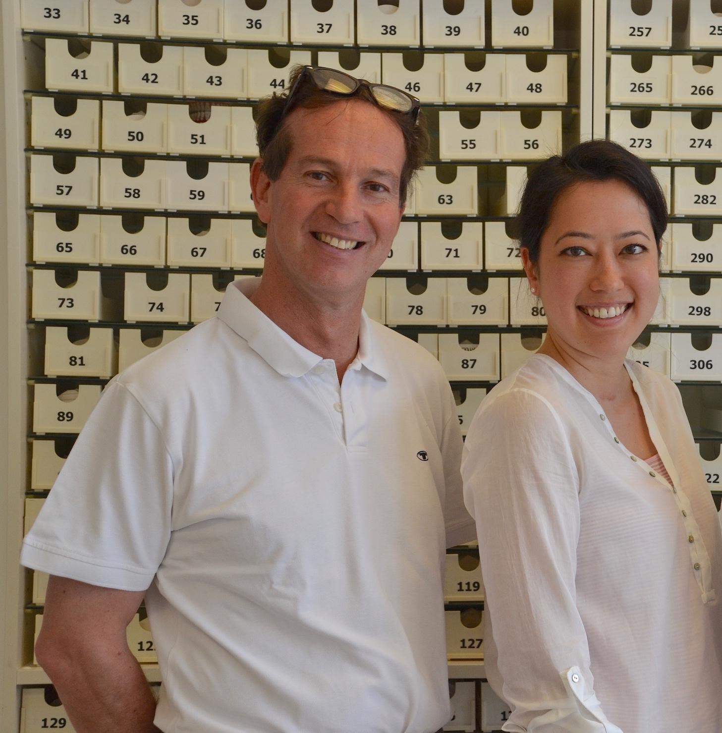 Das Team rund um Dr. Peter Joos bietet kieferorthopädische Behandlungen für Kinder und Erwachsene