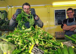 Bio-Gemüse vom Gut Wulfsdorf