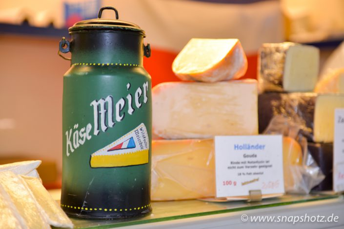 Die Milchkanne von Käse Meier