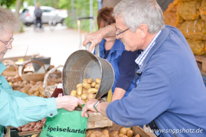 Gute Kartoffeln vom Kartoffelhandel Saracino