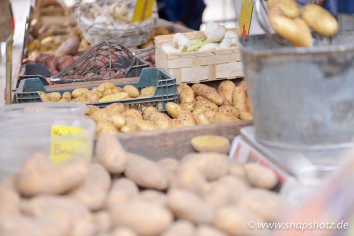 Leckerer Kartoffeln