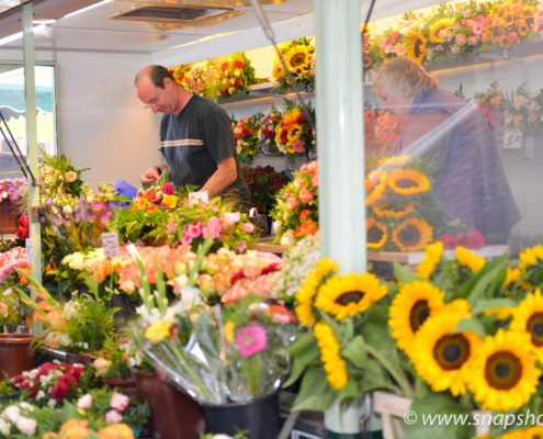 Blumen Rühmann verkauft Schnittblumen jeglicher Art