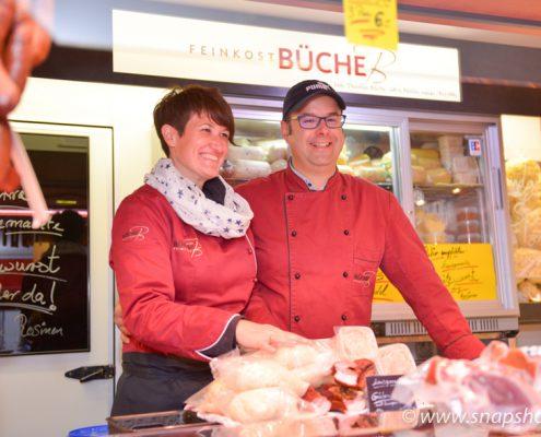 Sonja und Thomas Büche ein tolles Team