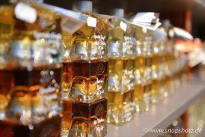 Bei Vom Fass gibt es viele verschiedene Whiskeys