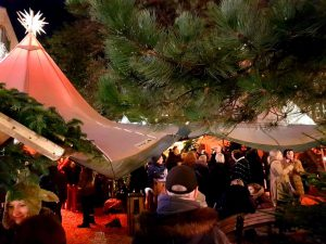 Nordische Weihnachten auf dem Tibarg